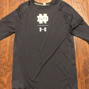 Notre Dame Under Armour Long Sleeve
